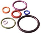 اورینگ های تولید شده توسط شرکت سپهر پلیمر جهان